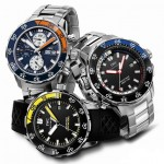 IWC Aquatimer chronograph, automatic and Deep Two