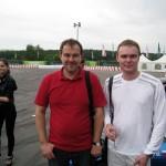 Алексей Мартынов и Константин Смазнов (Eurotime)