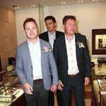 Алексей Зотов, Дмитрий Ляховой и Markus Scharinger