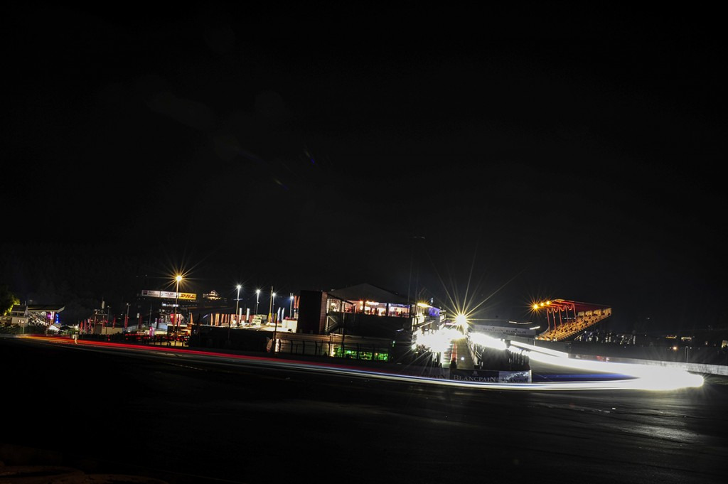 Blancpain-Endurance-Series---La-Source-by-night