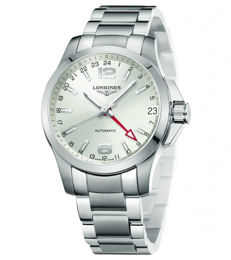 Longines Conquest 24 hours L3.687.4.76.6