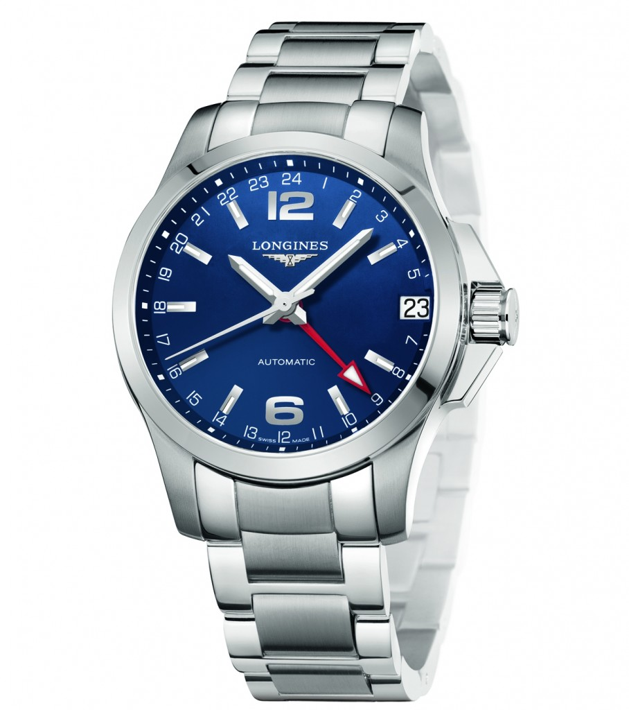 Longines Conquest 24 hours L3.687.4.99.6
