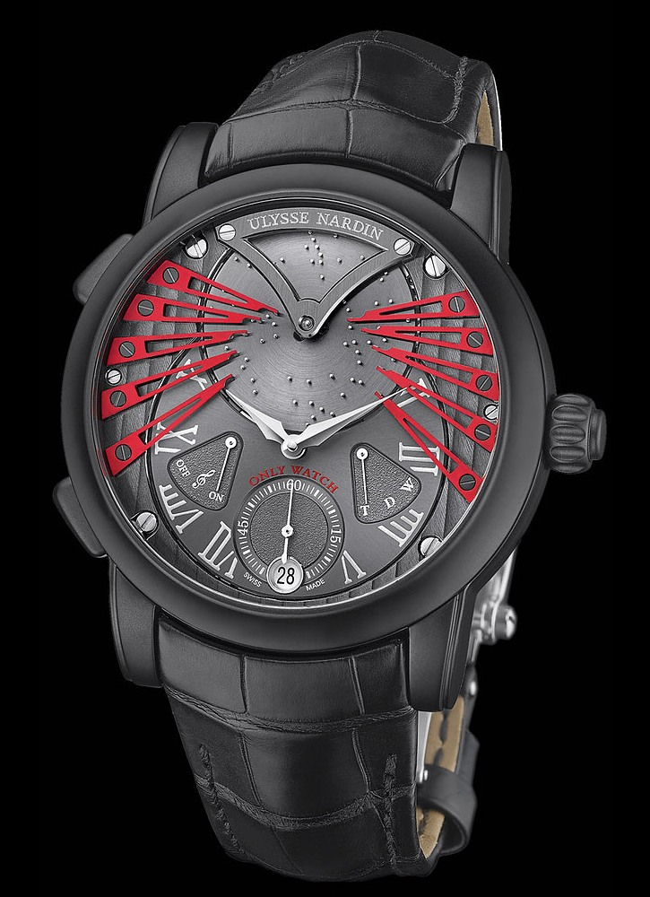 Ulysse Nardin Only Watch Stranger 2
