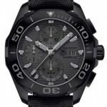 Tag Heuer Aquaracer Calibre 16 Black Phantom Chronograph