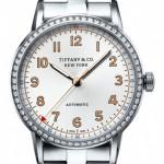 Tiffany & Co CT60 3-Hand 34mm