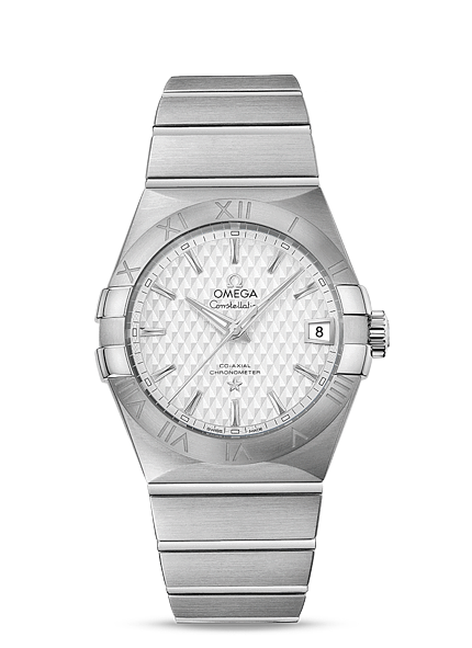 Omega Constellation Co-Axial 38 мм 123.10.38.21.02.003