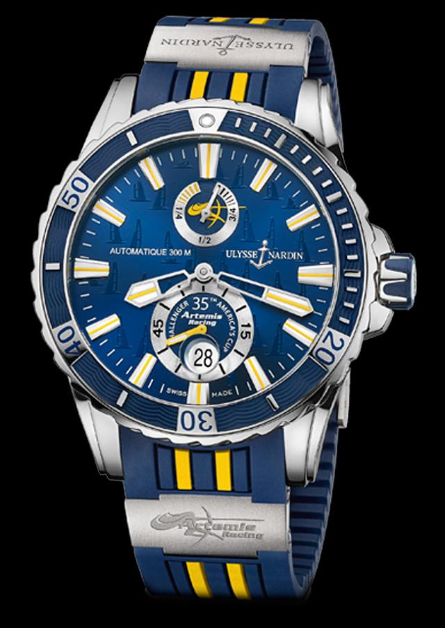 Marine Diver Artemis Racing 2 large