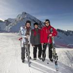 Апробация лыжных трасс