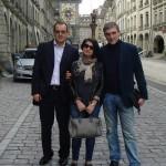 Экскурсия по Берну — Алексей Мартынов, Светлана Рузаева и Владимир Борисов