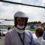 Александр Журавлев к гонке готов!