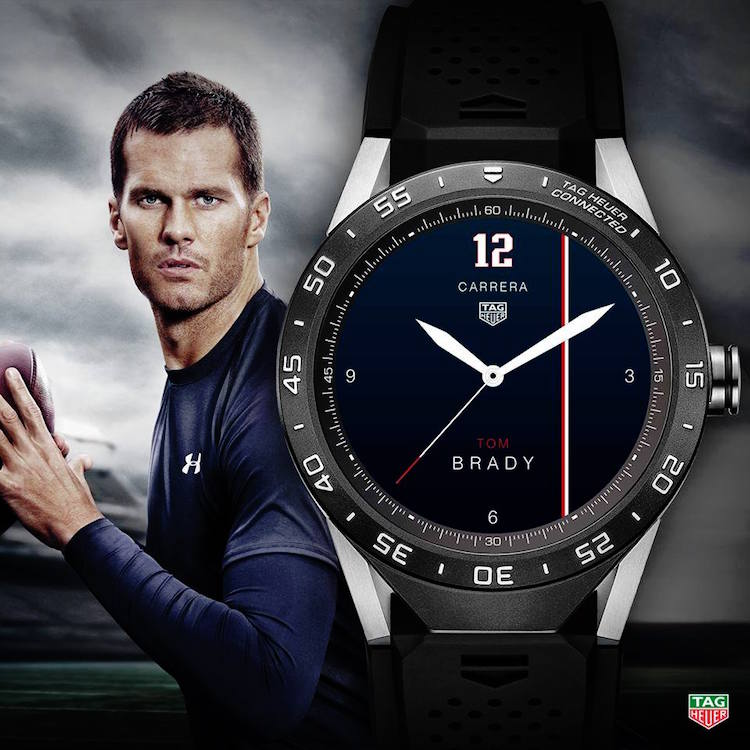 Часы TAG Heuer Connected