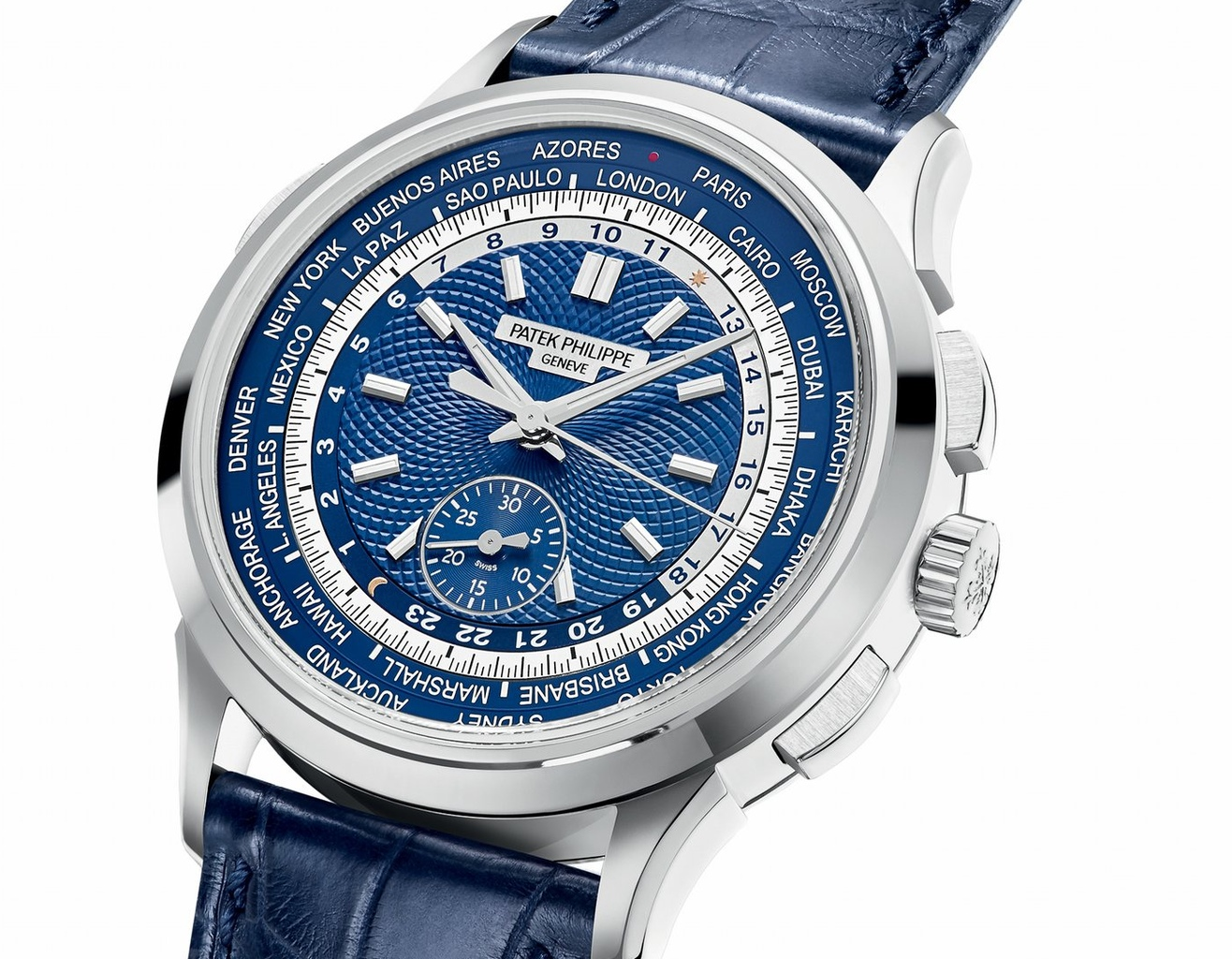 Patek Philippe 5930g World Time Chronograph