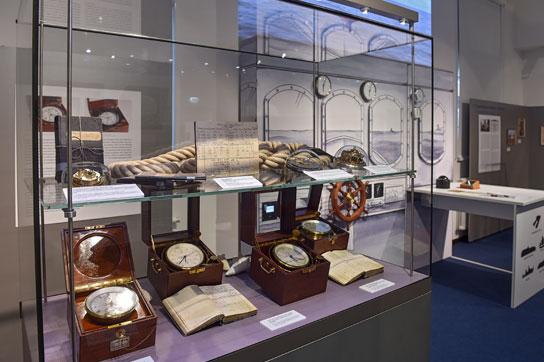 04_Sonderausstellung_Chronometer_Ausstellung