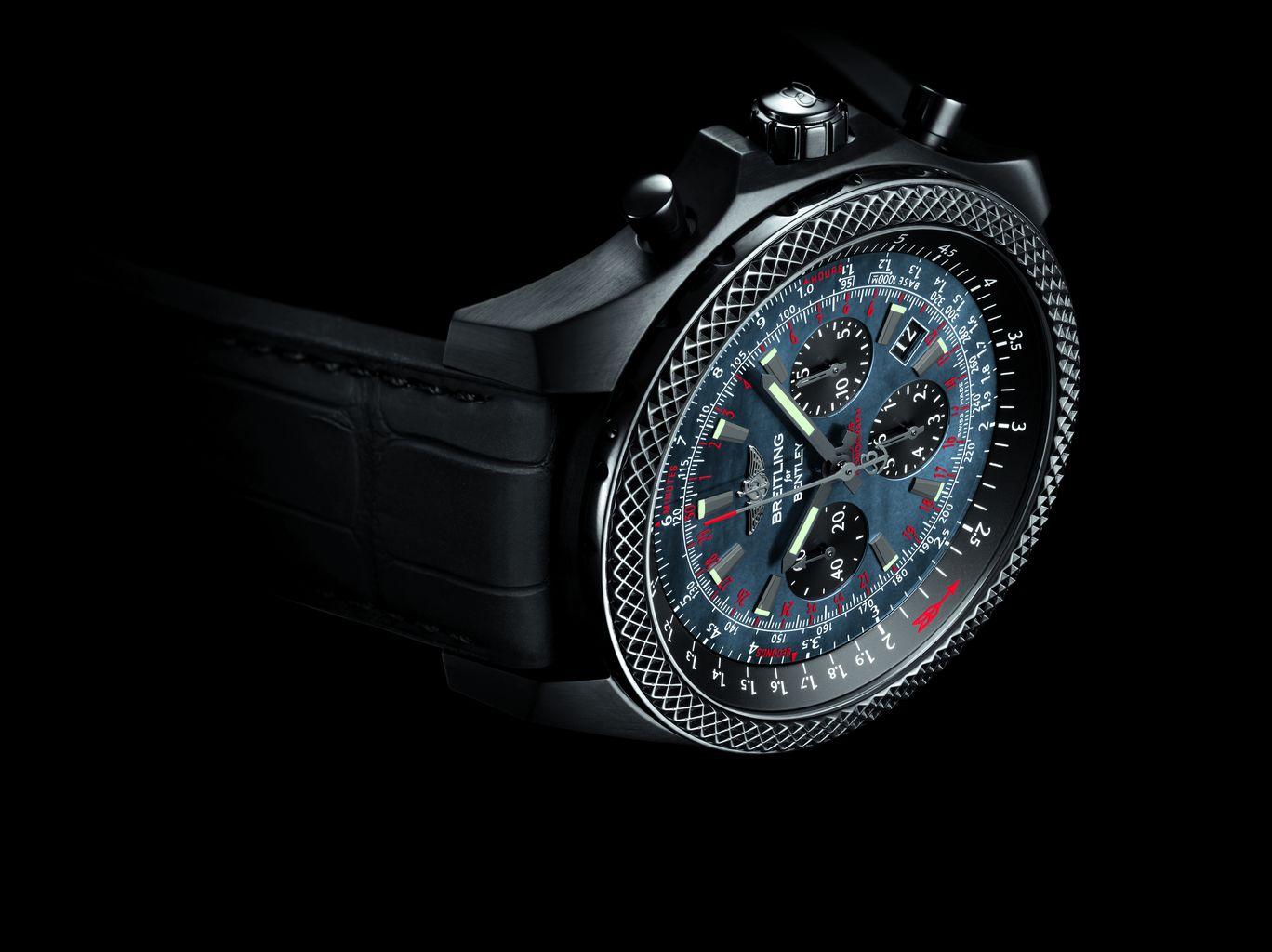 Bentley B06 Midnight Carbon