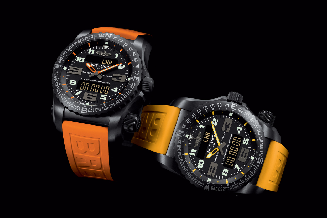 Часы Breitling Emergency