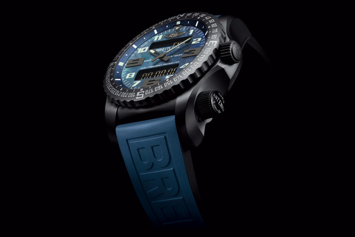 Часы Breitling Emergency