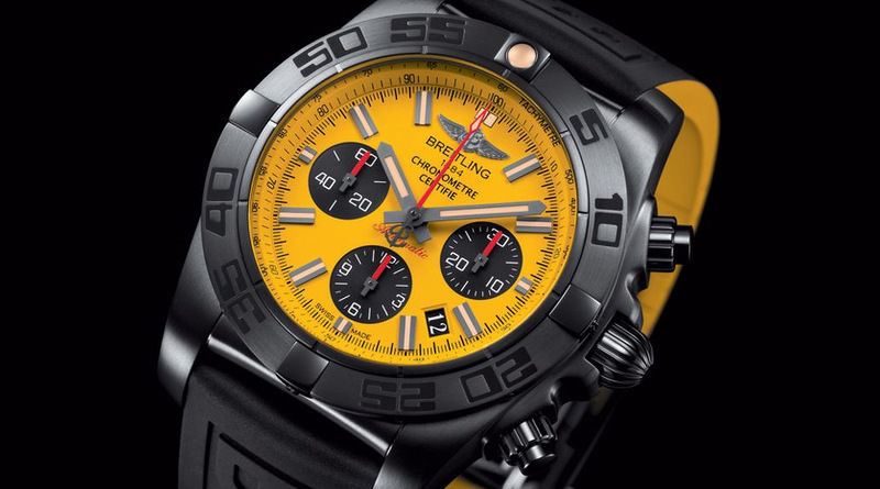 Breitling Chronomat 44 Blacksteel