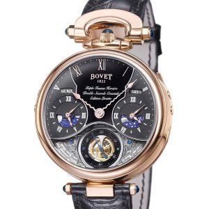 Bovet 1822 Virtuoso VI Triple Time Zone