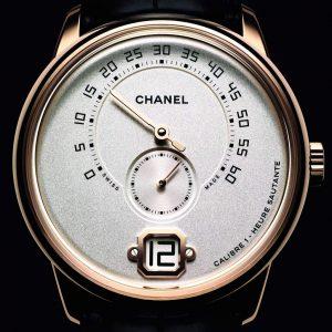 Chanel La Montre Monsieur de Chanel