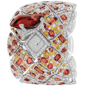 "Chanel Secret Watch ""Signature Grenat"""