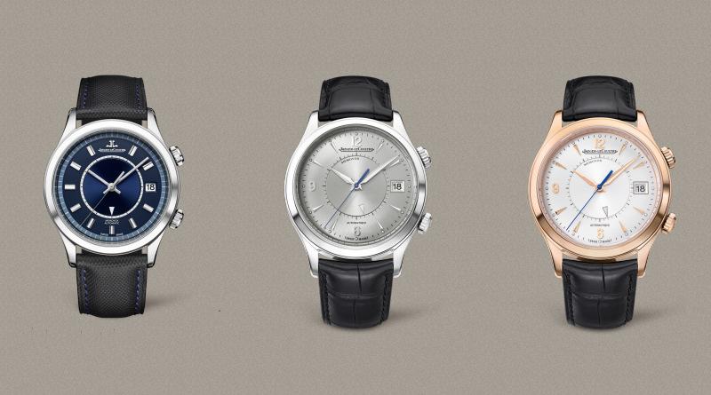 Часы Jaeger‑LeCoultre Memovox