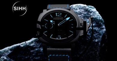 Panerai Lab-IDTM Luminor 1950 Carbotechtm 3 days - 49mm