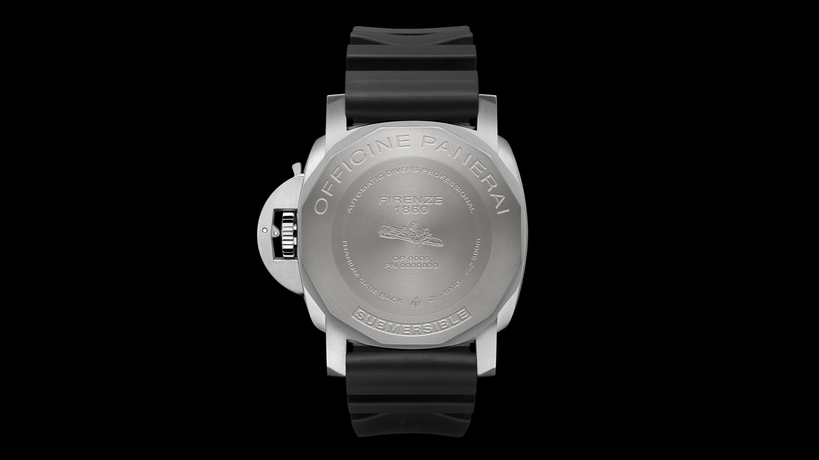 Часы Panerai Luminor Submersible 1950 BMG-TECH™ 3 Days Automatic – 47mm