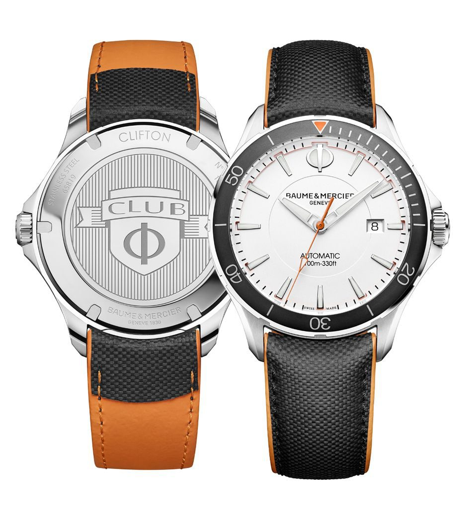 Baume & Mercier Clifton Club (Арт. 10337)