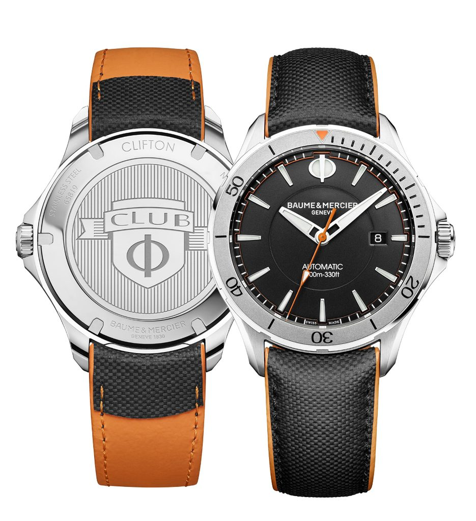 Baume & Mercier Clifton Club (Арт. 10338)