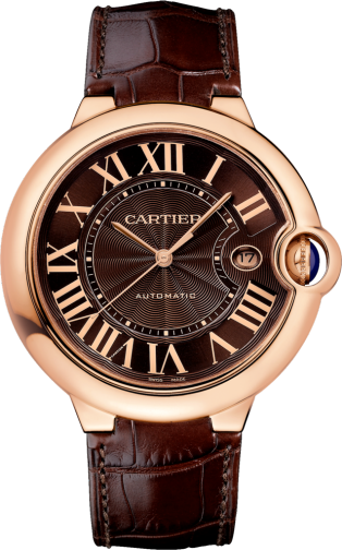 Ballon Bleu de Cartier 42 mm W6920037. Купить в Eurotime.