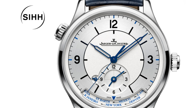 Jaeger-leCoultre Master Control