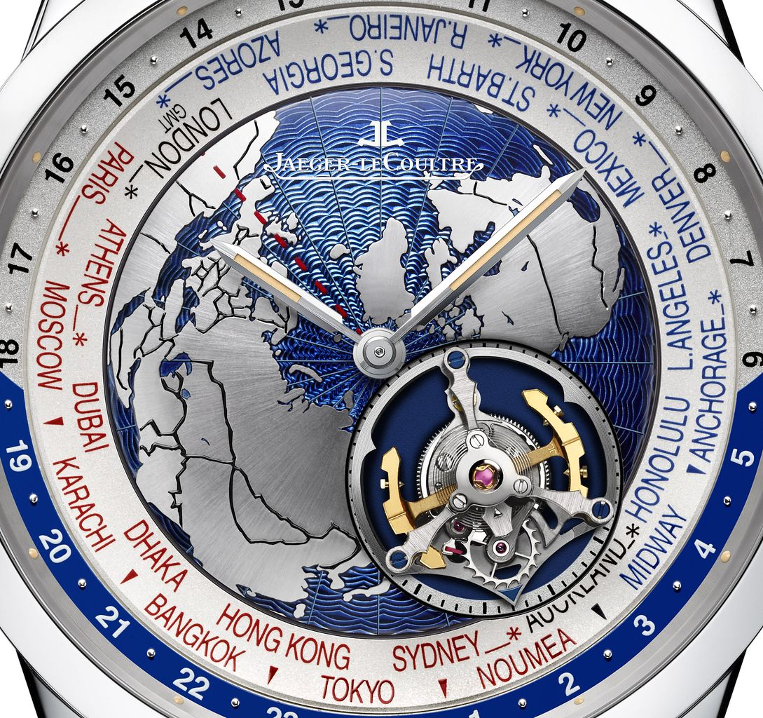 Jaeger-leCoultre Geophysic Universal Time Арт.Q8126420