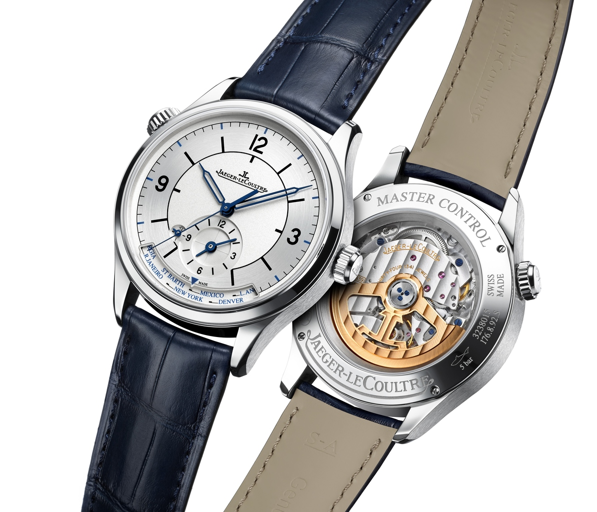 Jaeger-leCoultre Master Control Geographic Арт. Q1428530