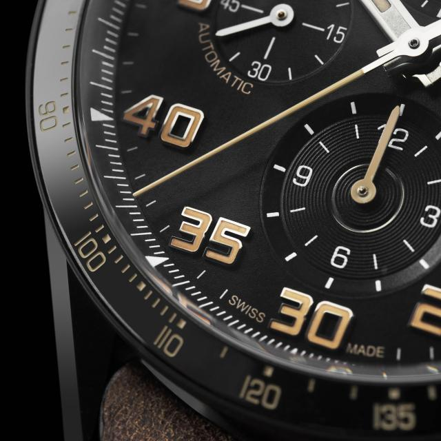 TAG Heuer Carrera Calibre 16 Day-Date Chronograph Black Titanium CV2A84.FC6394