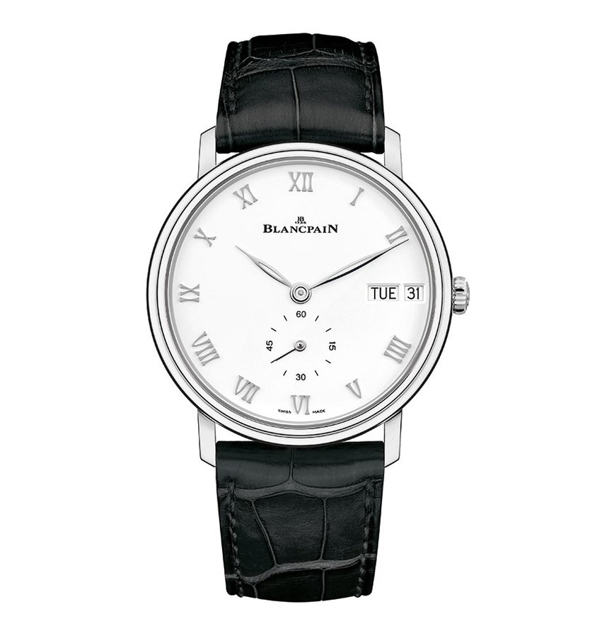 Blancpain Villeret Day-Date 6652-1127-55B
