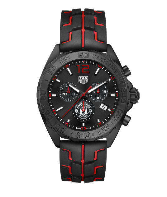 Tag Heuer Formula 1 43 mm Manchester United CAZ101J.FT8027