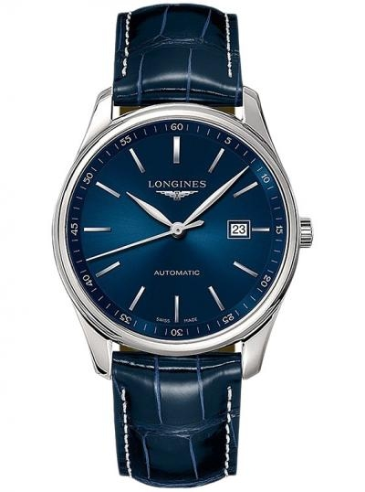 Longines Master Collection L2.893.4.92.2 Ø 42.00 (мужская модель)