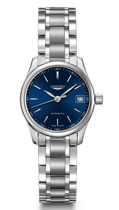 Longines Master Collection L2.128.4.92.6 Ø 25.50 (женская модель)