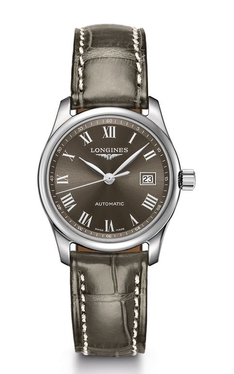 Longines Master Collection L2.257.4.71.3 Ø 29.00 (женская модель)