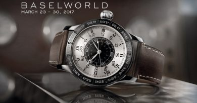 Longines Lindbergh Hour Angle Watch 90-th Anniversary
