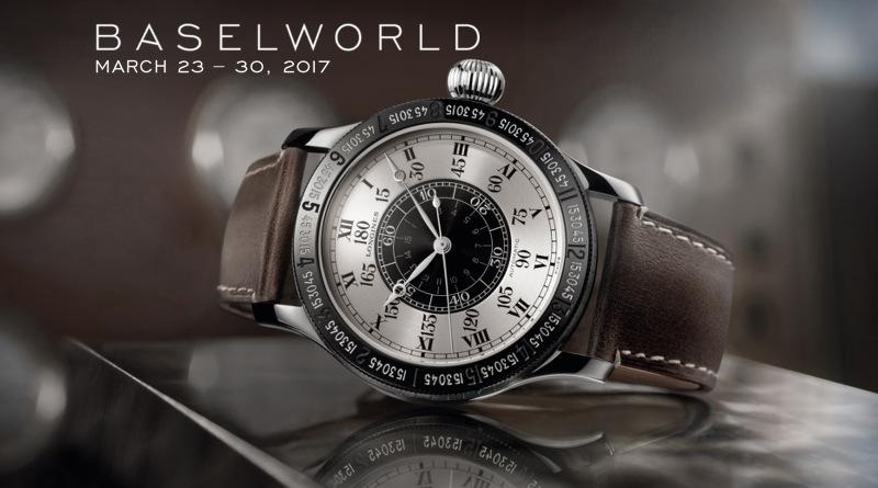 Longines Lindbergh Hour Angle Watch 90-th Anniversary