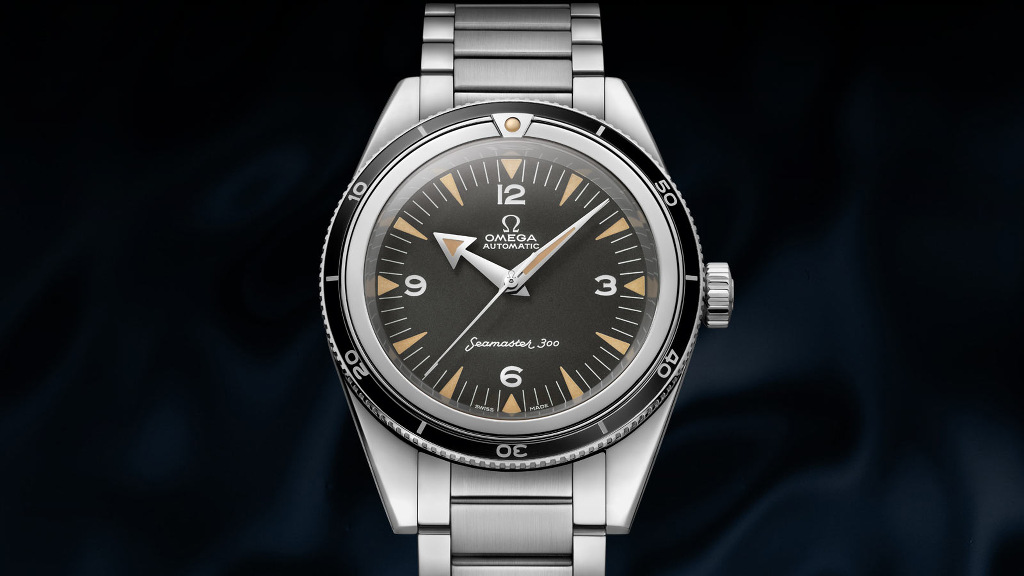 Omega Seamaster 300 60th Anniversary Limited Edition Master Chronometer 39 mm 234.10.39.20.01.001