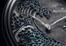 Blancpain Métiers d'art: «БОЛЬШАЯ ВОЛНА» Морская стихия, ожившая на циферблате.