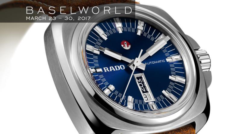 Rado HyperChrome 1616 - ретро-часы для любителей приключений
