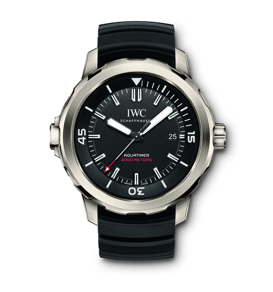 Aquatimer Automatic Edition 35 Years Ocean 2000 IW329101