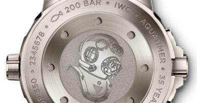 Aquatimer Automatic 2000 Edition 35 Years Ocean 2000