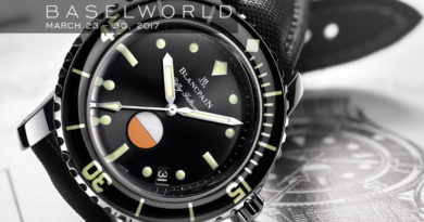 Blancpain Fifty Fathoms MIL-SPEC 2017