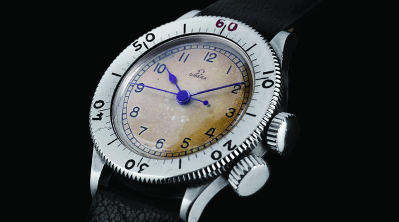 Часы OMEGA: путь от окопов до «Дюнкерка»