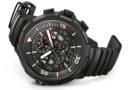 Новые часы IWC Aquatimer IW379403 в корпусе из материала Ceratanium®