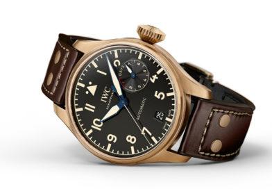 Три новые модели от IWC Schaffhausen. Часть 2 — IWC Big Pilot's Watch Heritage (IW501004, IW501005).